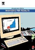 Managing for Results Management Extra