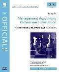Management Accounting-Performance Evaluation 2006:Paper P1 Relevant For May & November Exami...