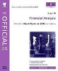 Financial Analysis Relevant for May & November 2006 Examinations, Paper P8 Managerial Level