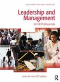 Leadership and Management of HR Professionals