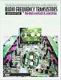 Radio Frequency Transistors Principles and Practical Applications