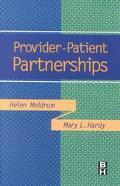 Provider-Patient Partnerships