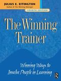 Winning Trainer Winning Ways to Involve People in Learning