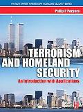 Terrorism And Homeland Security An Introduction With Applications