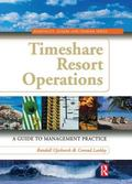 Timeshare Resort Operations A Guide to Management Practice
