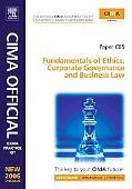Cima Exam Practice Kit Fundamentals of Business Ethics,governance & Law New Syllabus