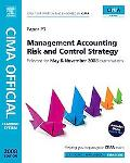 CIMA Official Learning System Management Accounting Risk and Control Strategy