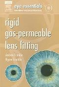 Eye Essentials Rigid Gas-permeable Lens Fitting