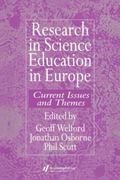 Research in Science Education in Europe Current Issues and Themes