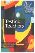 Testing Teachers The Effect of Inspections on Primary Teachers