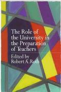 Role of University in Preparation Of...