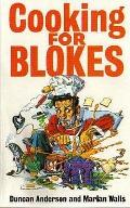 Cooking for Blokes - Anderson - Paperback
