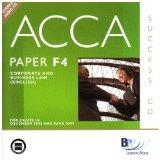 Acca F4 Corporate Business Law Eng (Success Cds)
