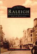 Raleigh North Carolina's Capital City on Postcards