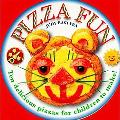 Pizza Fun: Ten Delicious pizzas for Children to Make! - Judy Bastyra - Hardcover - SPIRAL
