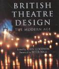 British Theatre Design - John Goodwin - Paperback