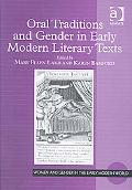 Oral Traditions and Gender in Early Modern Literary Texts