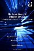 Gesta Tancredi of Ralph of Caen A History of the Normans on the First Crusade