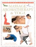 Massage, Aromatherapy and Yoga - Carole McGilvery - Paperback