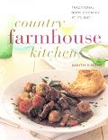 Country Farmhouse Kitchen Traditional Home Cooking at Its Best
