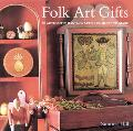 Folk Art Gifts - Simona Hill - Hardcover