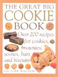 Great Big Cookie Book Over 200 Recipes for Cookies, Brownies, Scones, Bars and Biscuits