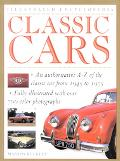 Classic Cars: Illustrated Encyclopedia - Martin Buckley - Paperback