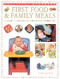 First Foods and Family Meal Planner - Sara Lewis - Paperback