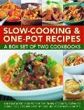 Slow-Cooking & One-Pot Recipes: A box set of two cookbooks: 400 fantastic dishes for the slo...
