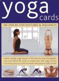 Yoga Cards : 100 Step-By-step Postures and Sequences