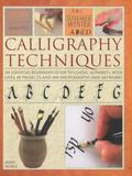 Calligraphy Techniques : An Essential Beginner's Guide to Classic Alphabets, with over 40 Pr...