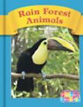 Rain Forest Animals Set B