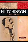 Anne Hutchinson Puritan Protester