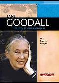 Jane Goodall Legendary Primatologist
