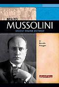 Benito Mussolini Fascist Italian Dictator