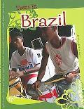 Teens in Brazil