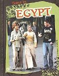 Teens in Egypt