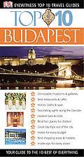 DK Eyewitness Top 10 Travel Guides Budapest