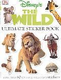 Disney's The Wild Ultimate Sticker Book