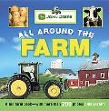 John Deere All Around the Farm Picture Word Book