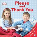 Sticker Reward Book: Please and Thank You