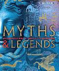 Myths and Legends: Stories Gods Heroes Monsters