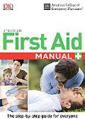 ACEP First Aid Manual, 3rd Edition