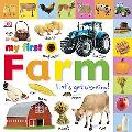 My First Farm: Let's Get Working! (My First Board Books)