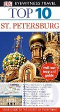 Top 10 St. Petersburg (Eyewitness Top 10 Travel Guides)