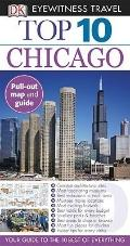Top 10 Chicago (EYEWITNESS TOP 10 TRAVEL GUIDE)