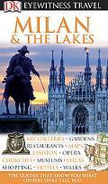 Milan  &  The Lakes (EYEWITNESS TRAVEL GUIDE)