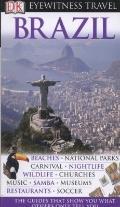 Brazil (EYEWITNESS TRAVEL GUIDE)