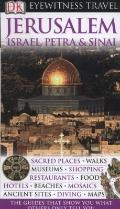 Jerusalem, Israel, Petra & Sinai (EYEWITNESS TRAVEL GUIDE)