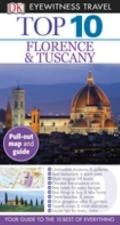 Eyewitness Travel Guides Top Ten - Florence and Tuscany